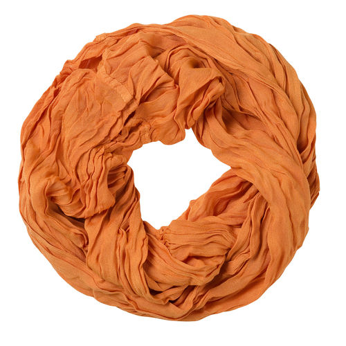 Bambu snood orange