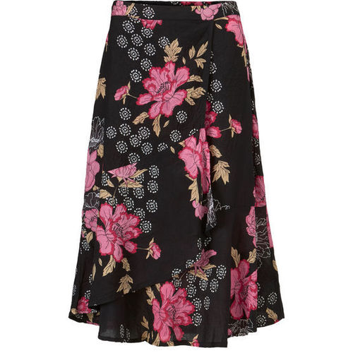 Samia skirt with flower print
